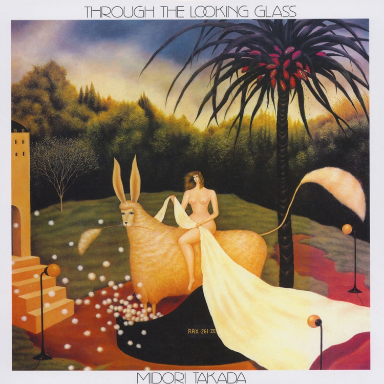 Midori Takada - Through The Looking Glass [LP]