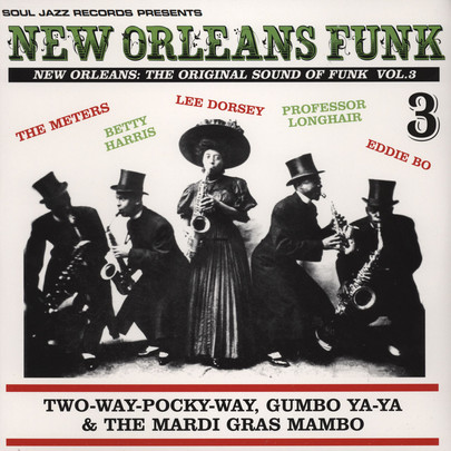 VA - New Orleans Funk Vol.3 [2LP]