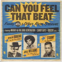 VA - Can You Feel That Beat [2LP]