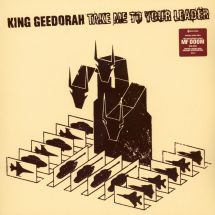 King Geedorah (MF Doom) - Take Me To Your Leader (Coloured Vinyl Edition) [2LP]