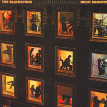 The Blackbyrds - Night Grooves [LP]