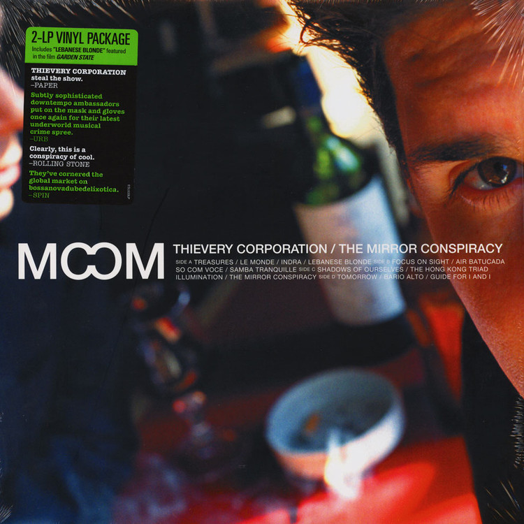 Thievery Corporation - The Mirror Conspiracy [2LP]