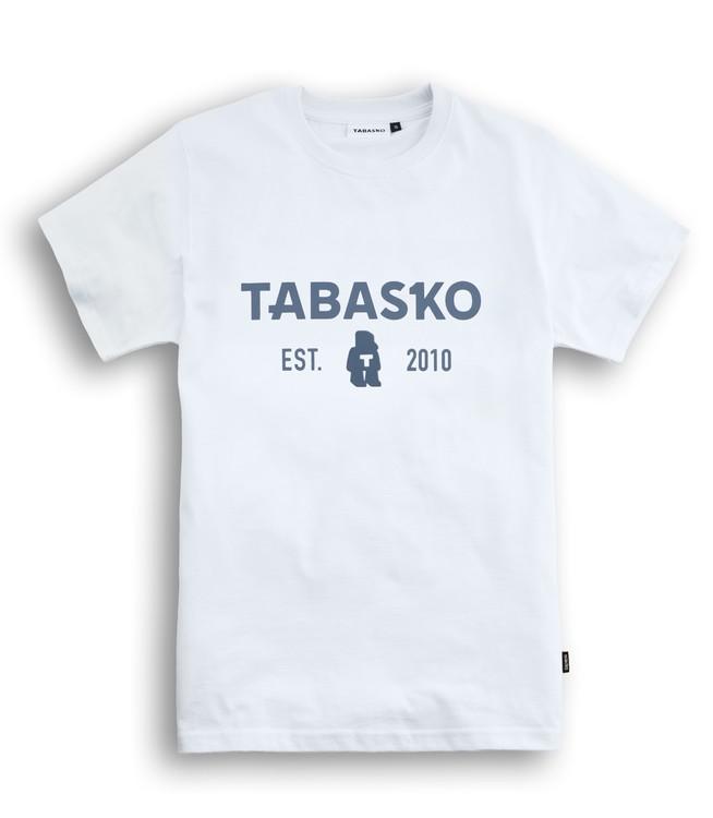 86345015ca30 Koszulka Tabasko - Est.2010-White  t-shirt  - AsfaltShop