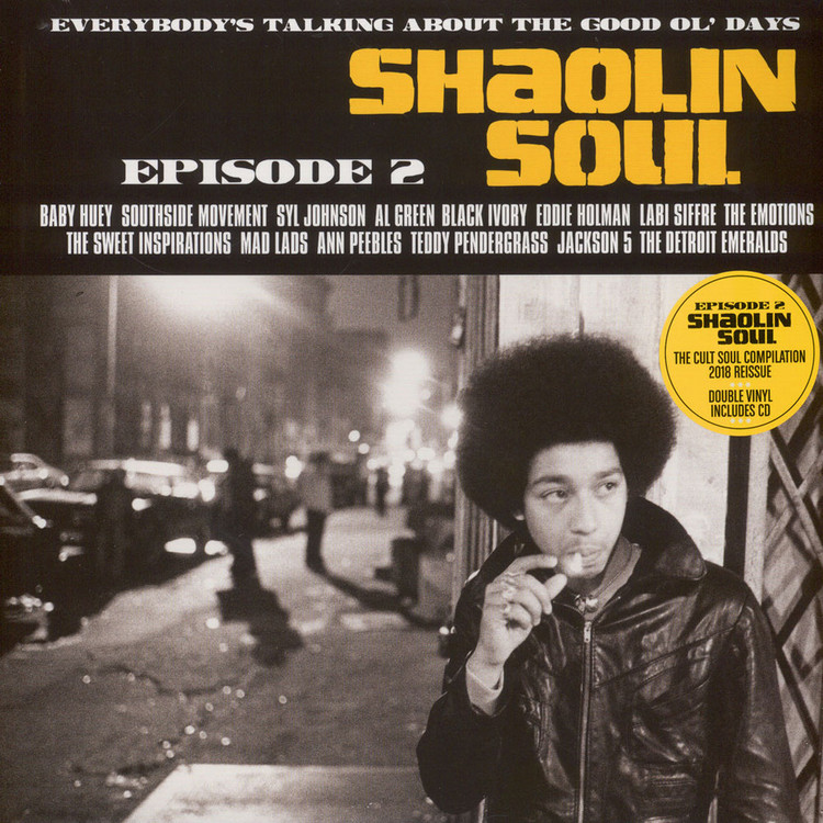 VA - Shaolin Soul Episode 2 [2LP+CD]