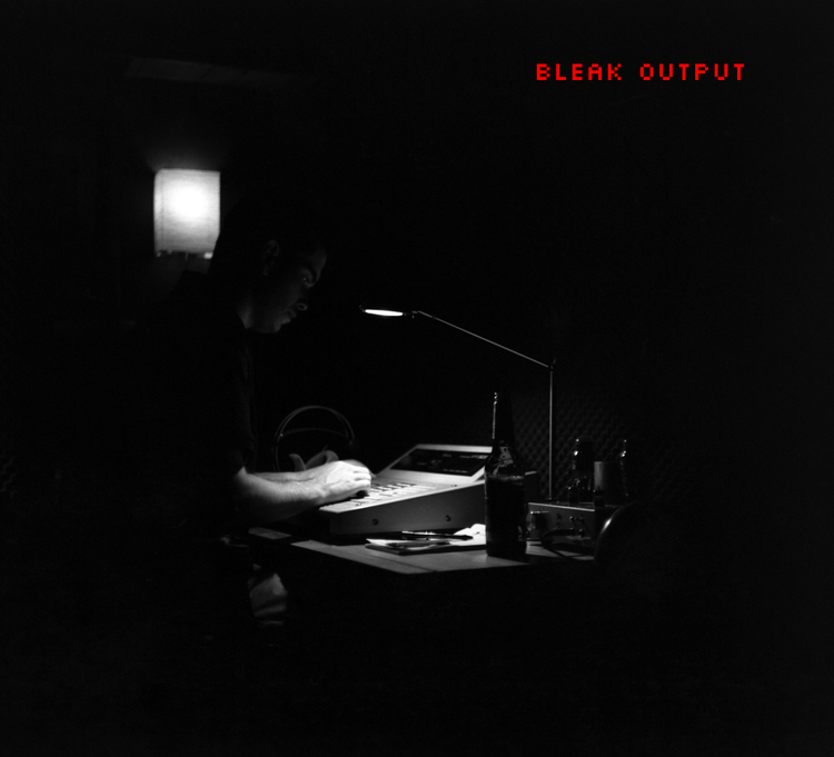 NOON - Bleak Output MAX [CD]