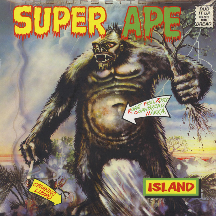 Lee Perry - Super Ape [LP]