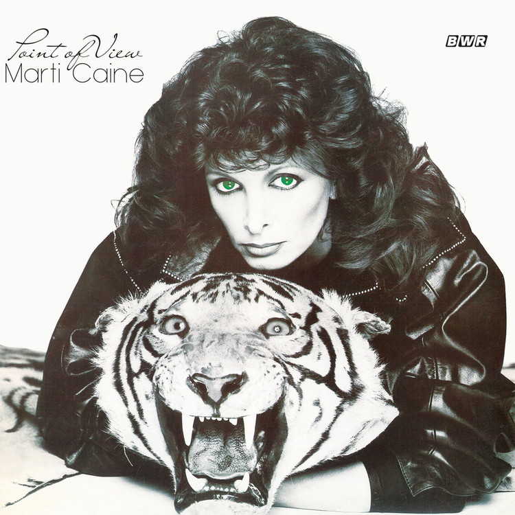 Marti Caine - Point Of View [LP]