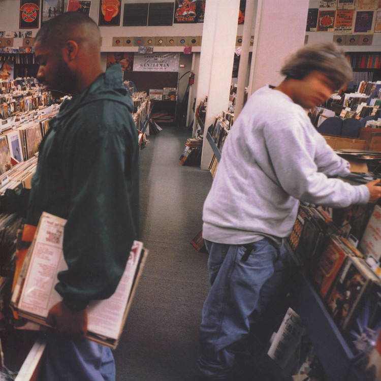 DJ Shadow - Endtroducing... [2LP]