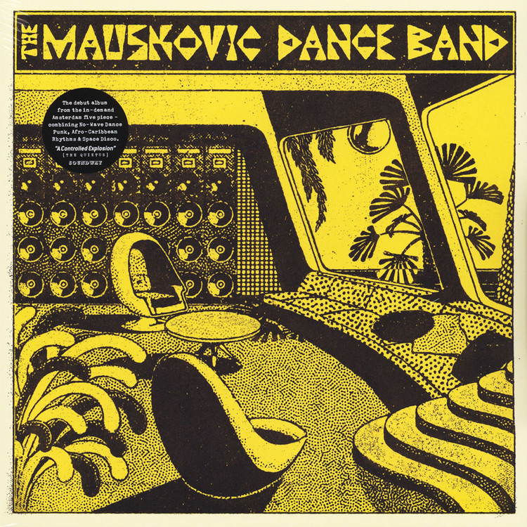 The Mauskovic Dance Band - The Mauskovic Dance Band [LP]