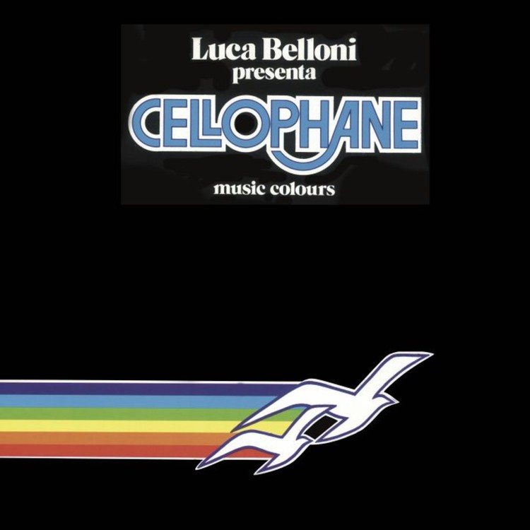 "Cellophane - Music Colours [12""]"