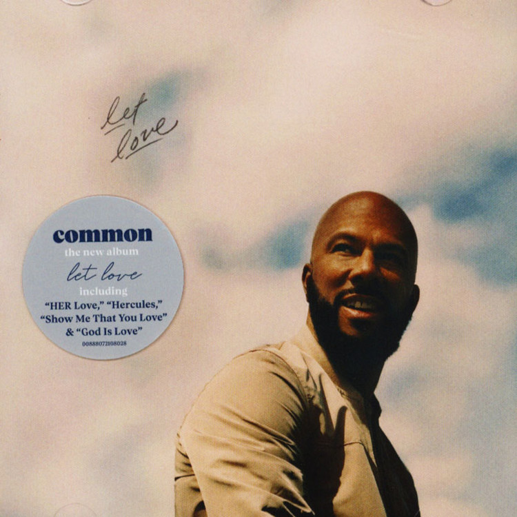 Common - Let Love [CD]