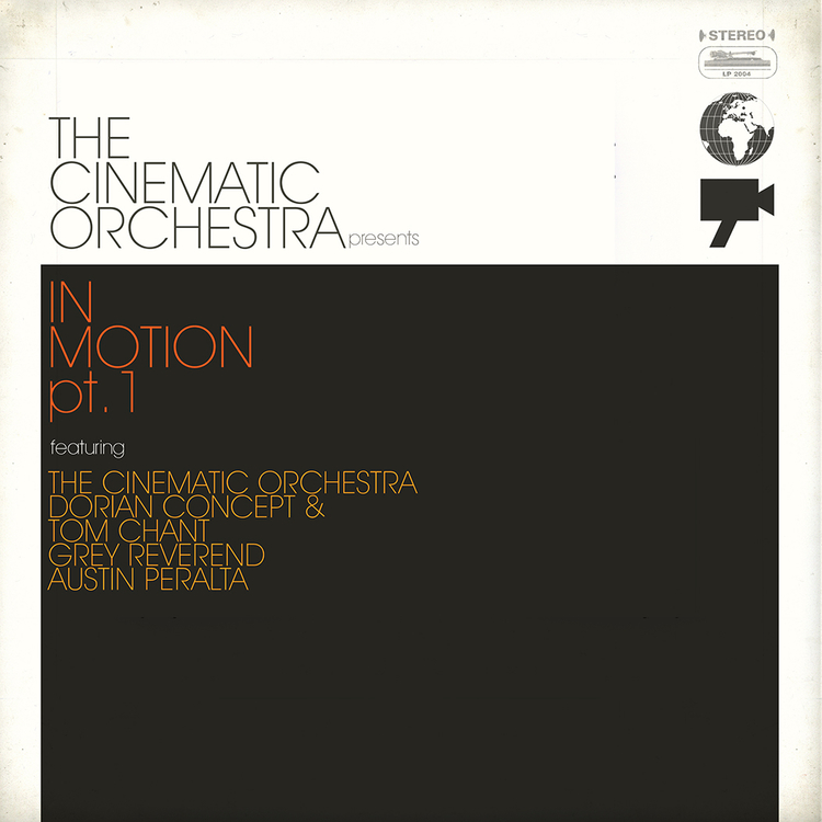 The Cinematic Orchestra - In Motion Pt.1 [CD]