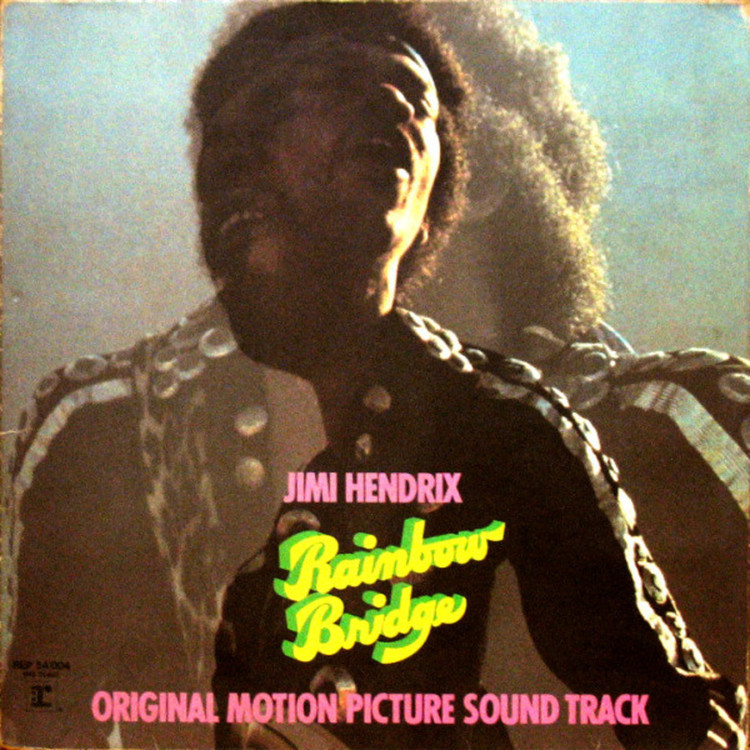 Jimi Hendrix - Rainbow Bridge [LP]