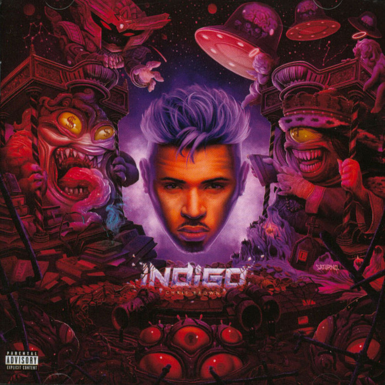 Chris Brown - Indigo [2CD]