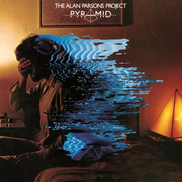 The Alan Parsons Project - Pyramid [LP]
