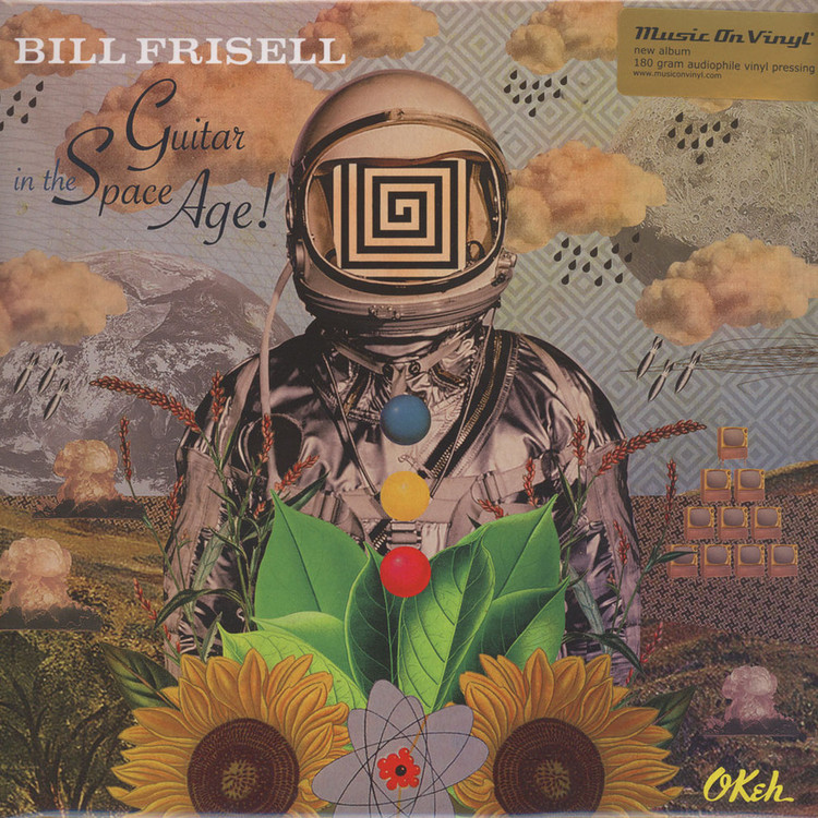 Bill Frisell - Guitar In The Space Age! [LP]
