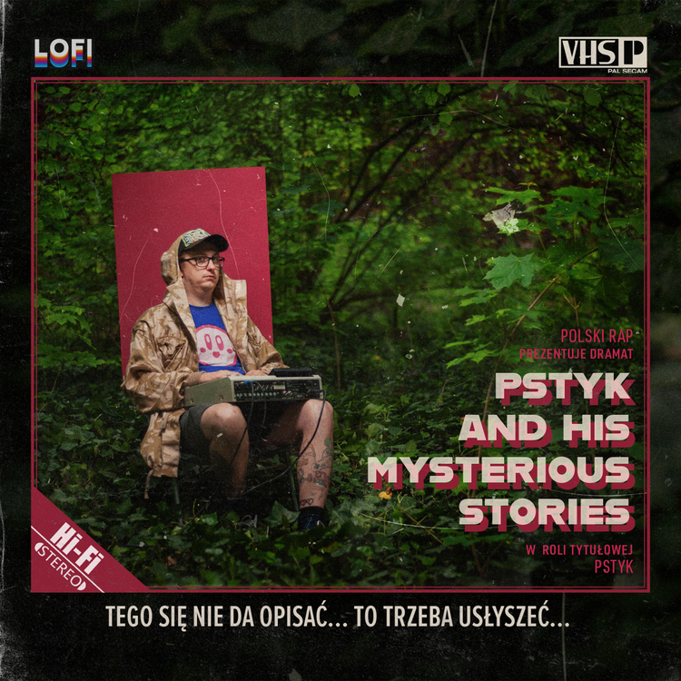 Pstyk - Pstyk And His Mysterious Stories [CD]