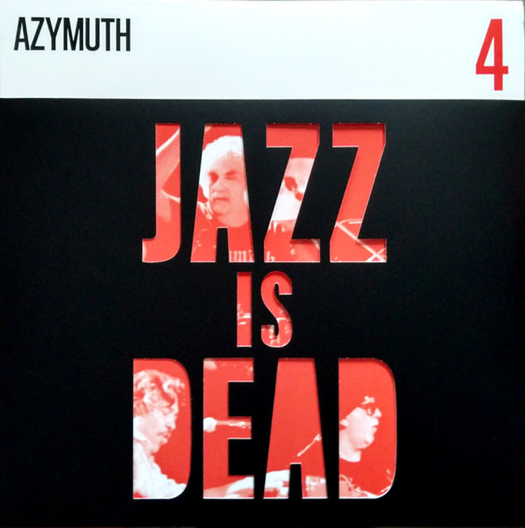 Adrian Younge - Jazz Is Dead 4 [CD]