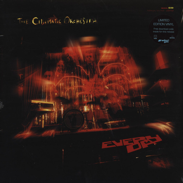 The Cinematic Orchestra - Every Day [2LP]