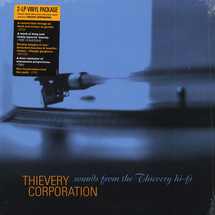 Thievery Corporation - Sounds From The Thievery Hi-Fi [2LP]