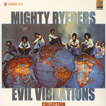 "The Mighty Ryeders - Evil Vibrations Collection [2x7""]"
