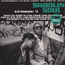 VA - Shaolin Soul Episode 4 [2LP+CD]
