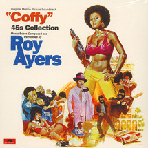 "Roy Ayers - Coffy: 45s Collection [2x7""]"