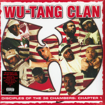 Wu-Tang Clan - Disciples of the 36 Chambers: Chapter 1 (Live) [2LP]