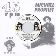 "Michael Prophet - Hold On To What You Got/ Cry Of The Werewolf [7""]"