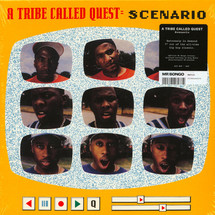 "A Tribe Called Quest - Scenario [7""]"
