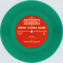 "Kaleta & Super Yamba Band - Mr. Diva/ Hungry Man, Angry Man [7""]"