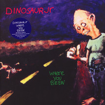 Dinosaur Jr. - Where You Been (Remastered/ Gatefold Cover/ Blue Vinyl Edition) [2LP]