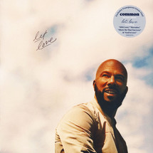 Common - Let Love (Transparent Green Vinyl Edition) [LP]