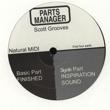 "Scott Grooves - Parts Manager [12""]"