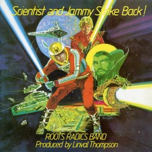 Scientist & Prince Jammy - Scientist And Jammy Strike Back! [LP]