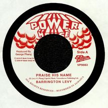 "Barrington Levy - Praise His Name [7""]"