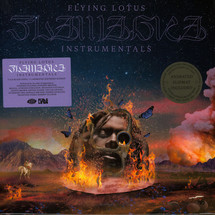 Flying Lotus - Flamagra Instrumentals - Limited Edition [2LP]
