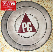 Peter Gabriel - Rated PG [LP]