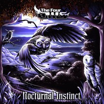 The Four Owls - Nocturnal Instinct [CD]