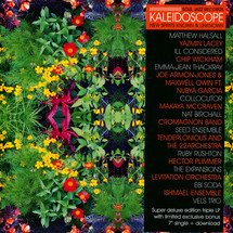 "VA - Kaleidoscope: New Spirts Known and Unknown [3LP+7""]"