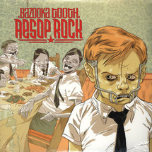 Aesop Rock - Bazooka Tooth [3LP]